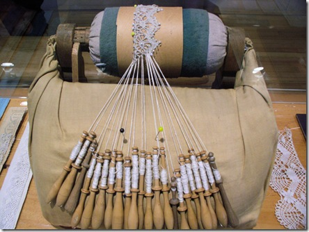 bobbin lace wikipedia